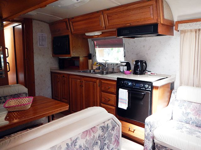 Airstream 5 Tennessee Rouge Vip